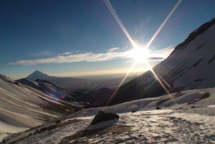 Acotango - Lever de soleil