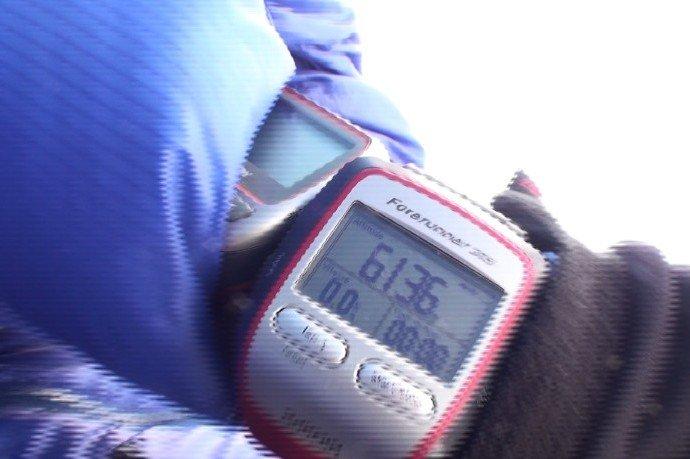 6136m record d'altitude greffé cardiaque