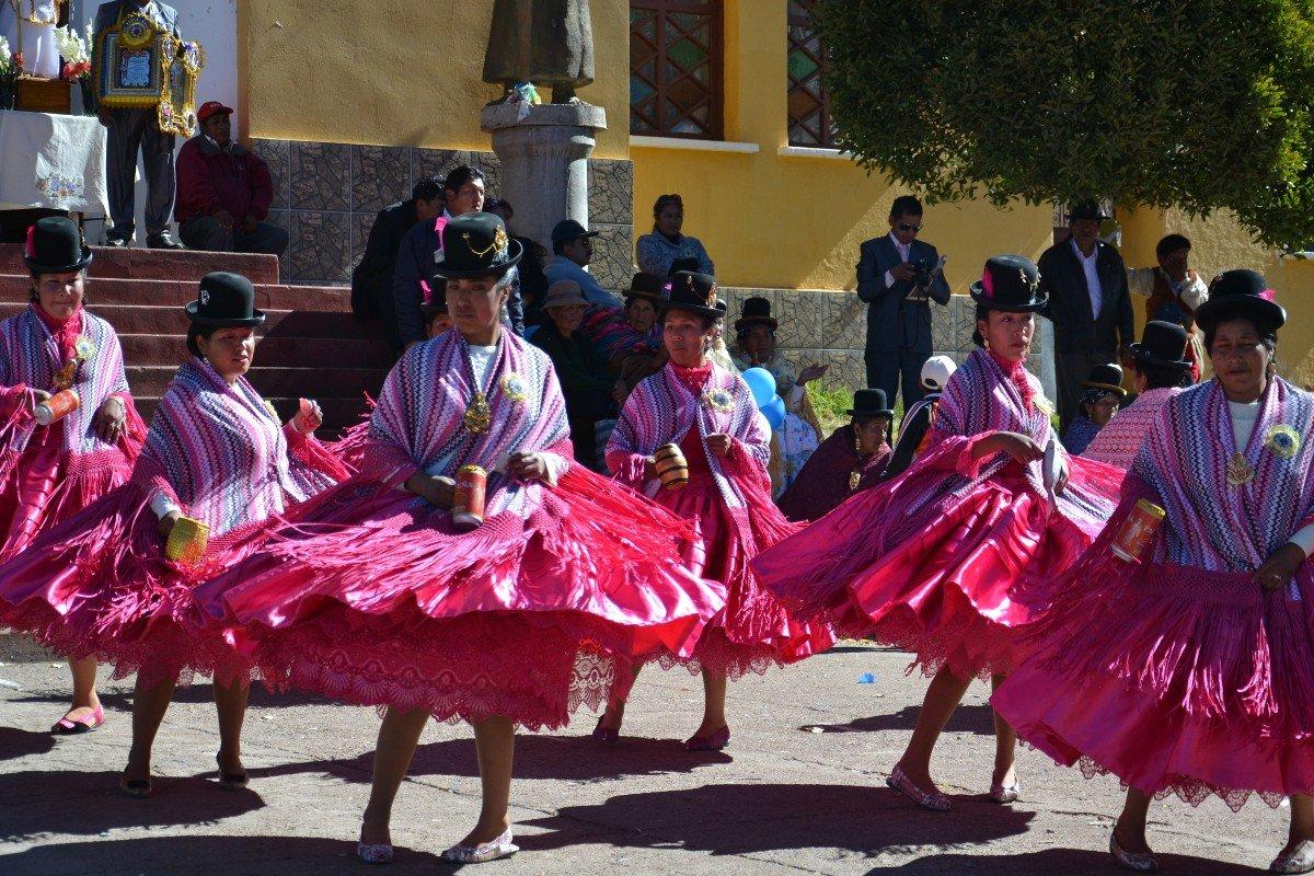 Fête de la Saint-Paul en Bolivie