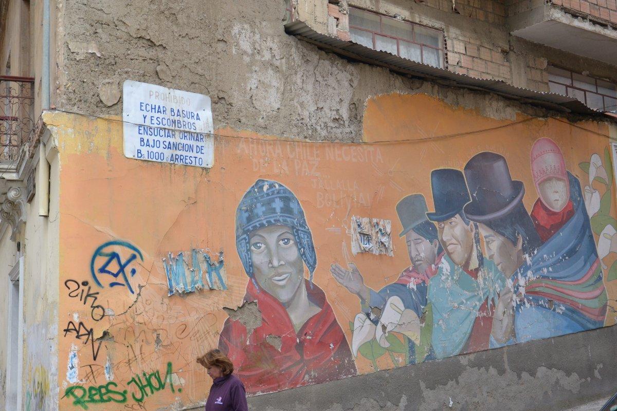 Rue de La Paz